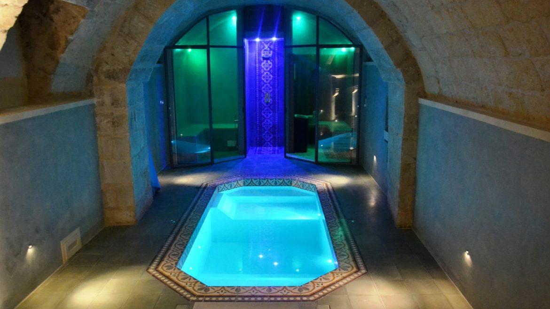 progetto piscina palazzo