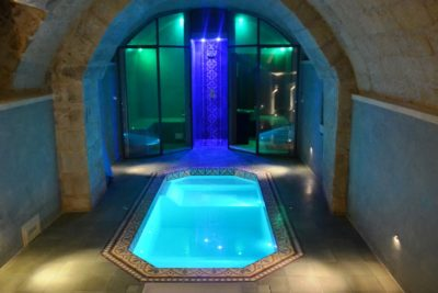 Progetto di piscina > Palazzo Muro Leccese