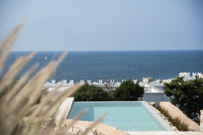 Progetto di piscina | Casa Privata a Torre Vado (Le)