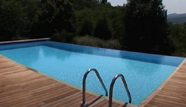 SYS Piscine Sfioro cascata-design