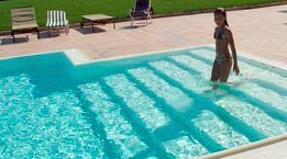 SYS Piscine accessori scale