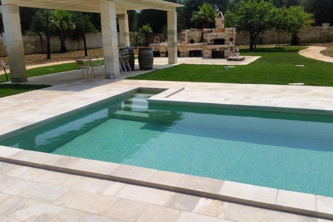 Intonaco Resina Sabbia – Private Location