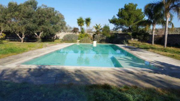 SYS Piscine piscina a sfioro masseria musci 05
