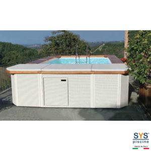 SYS Piscine piscina fuori terra