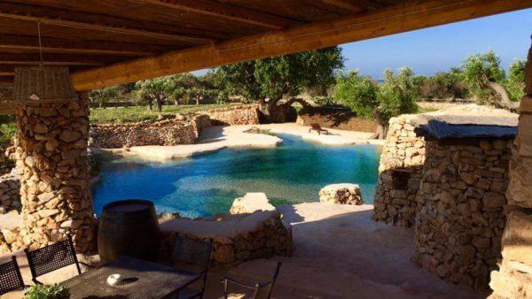 SYS Piscine piscina naturale tra le rocce 03