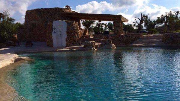 SYS Piscine piscina naturale tra le rocce 08