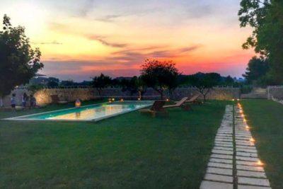 piscina privata – Dimora del duca