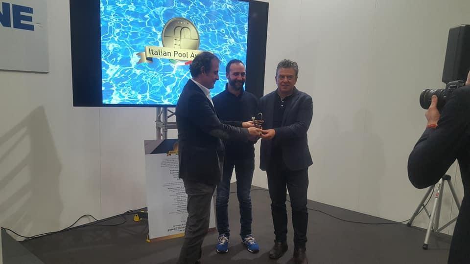 SYS Piscine premio italian pool award 2018