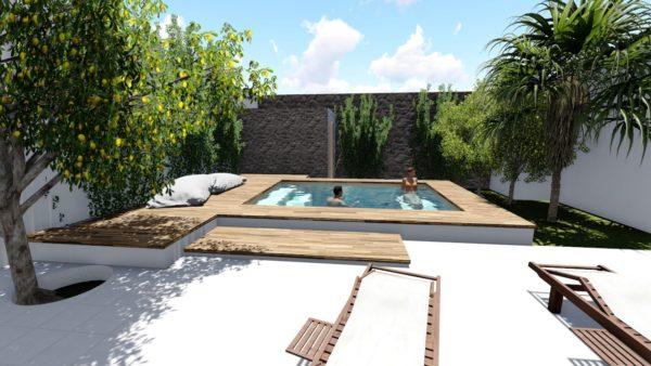 SYS Piscine progettazione piscine privata idromassaggio
