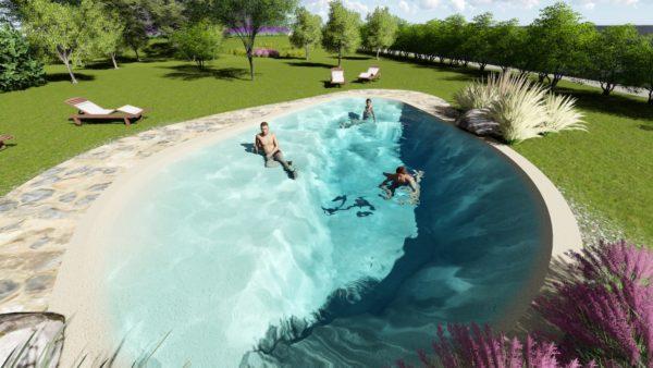 SYS Piscine progetto piscina naturale