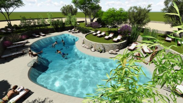 SYS Piscine progetto piscina naturale lecce