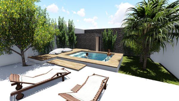 SYS Piscine progetto piscina privata