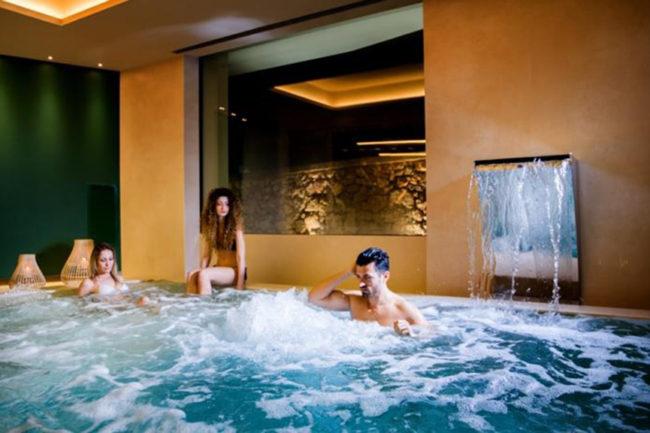 Realizzazione Centro Benessere – Callistos Hotel