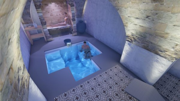 SYS Piscine spa centro storico cantina