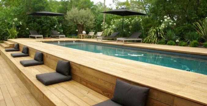 SYS piscine fuori terra legno