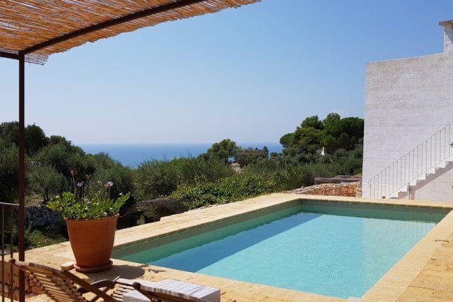piscina privata – Villa Principessa