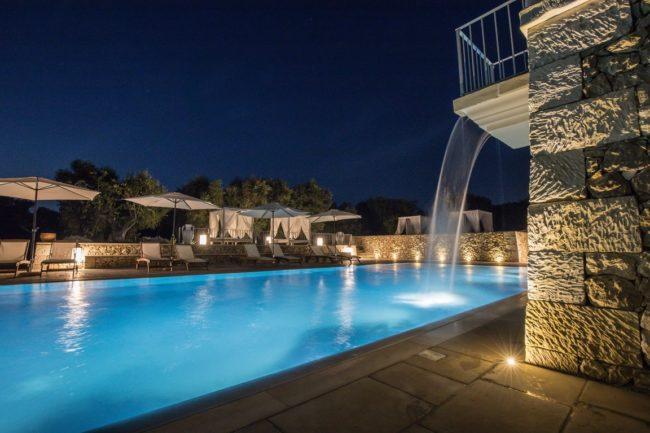 Realizzazione piscina agriturismo – Agriresort Muntibianchi